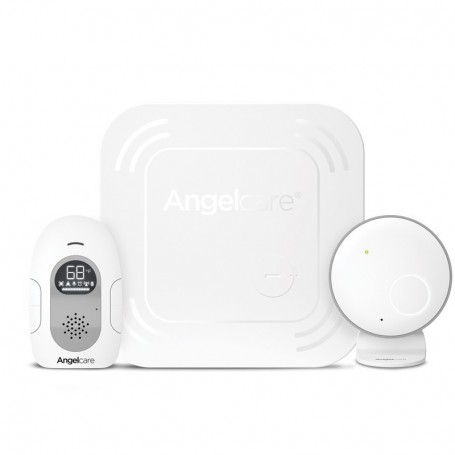 Interfon si Monitor de miscare cu placa de detectie wireless Angelcare AC 117