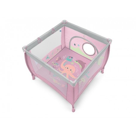 Tarc pliabil Baby Design Play UP 2019 cu inele ajutatoare