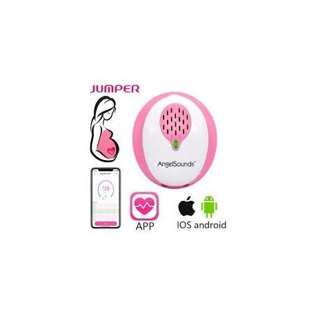 Aparat de ascultat sunete fetale cu aplicatie smartphone JPD-200S AngelSound