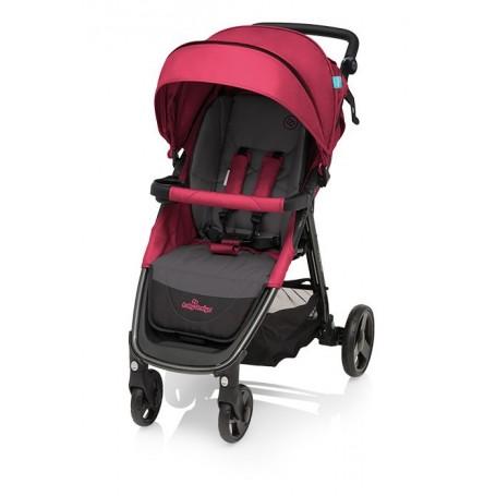 Carucior sport Baby Design Clever roz 2018
