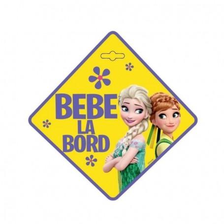 Semn auto Bebe la Bord Frozen SEV9622