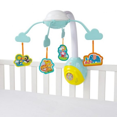 Carusel Soothing Safari 2 In 1 Mobile Bright Starts 8352