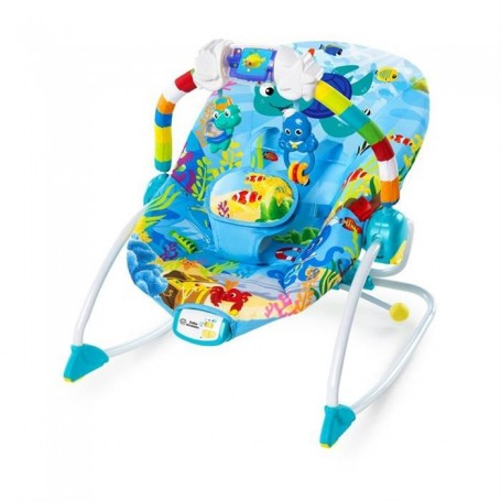 Balansoar cu vibratii Ocean Adventure Rocker Baby Einstein 60581