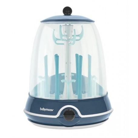 Sterilizator electric si uscator de biberoane 2 in 1 Turbo (+) Babymoov A003110