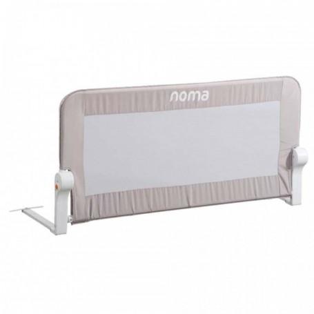 Bariera de protectie pat rabatabila pentru copii Noma, 100 cm, N94283