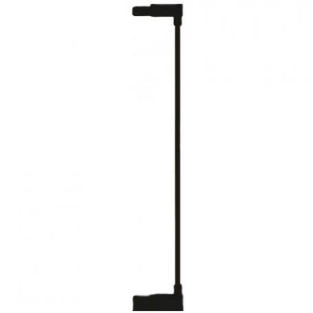 Extensie poarta de siguranta Noma, metal negru, 7 cm N93699