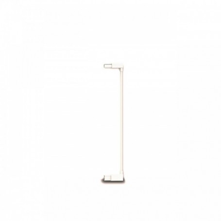 Extensie poarta de siguranta Noma, metal alb, 7 cm N93682