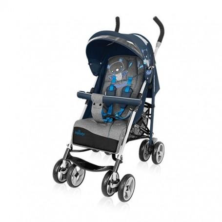 Baby Design Travel Quick 03 Blue 2017 - Cărucior Sport